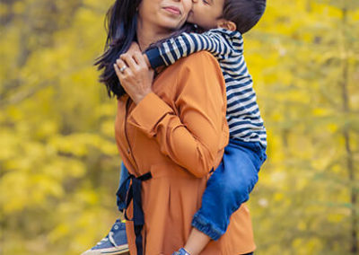 Mom and Son - best moment